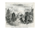 Scene from the Cricket on the Hearth at the Lyceum Theatre Giclee Print