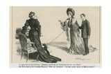Mother, Allow Me to Introduce to You - My Wife Giclee Print by Frederick Henry Townsend