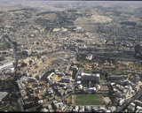 Jerusalem, Aerial View from the West Photographic Print