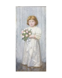 All That I Saw at the Wedding Giclee Print by Edward Robert Hughes