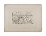 Enlistment of Sickles Brigade, C.1880-90 Giclee Print by Adalbert John Volck