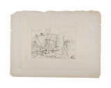 Tracks of the Armies, C.1880-90 Giclee Print by Adalbert John Volck