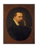 Portrait of a Bearded Gentleman, 1574 Giclee Print by Frans I Pourbus
