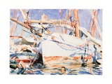 A Falucho Giclee Print by John Singer Sargent