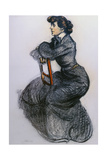 Colette, C.1906-7 Giclee Print by Maxime Dethomas
