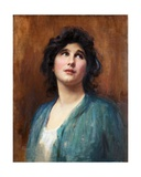 Adoration Giclee Print by Sir Samuel Luke Fildes
