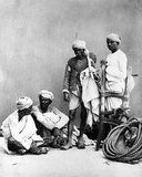 Lodhas, Rajasthan C.1863 Photographic Print by  Charles Shepherd and Arthur Robertson
