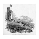 Opening of the Mathew and City of London Temperance Tower, at Mount Patrick, Near Cork, 1846 Giclee Print