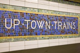 Times Square Subway Station Photographic Print