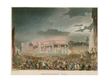 Bartholomew Fair Giclee Print by Thomas Rowlandson
