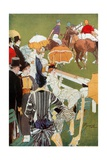 Polo at Ranelagh Giclee Print