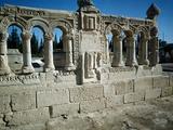 Hisham's Palace, Jericho, Palestine Photographic Print