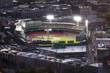 Fenway Park Baseball Ground in Boston, USA Photographic Print