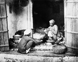 Banya's Shop, 1863 Photographic Print by  Charles Shepherd and Arthur Robertson