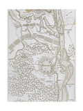Siege of Vienna in 1683, Battle of Kahlenberg. Austria Giclee Print