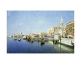 A View of Venice Giclee Print by Rafael Senet