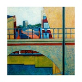 Limehouse Giclee Print by Noel Paine