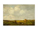 Landscape Giclee Print by Anton Mauve
