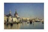 A View of Venice Giclee Print by Martin Rico y Ortega