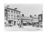The Market Place, Lisburn Photographic Print