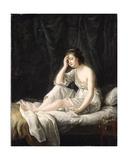 Irresolute Virtue Giclee Print by Elisabeth Louise Vigee-LeBrun