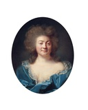 Portrait of a Lady Giclee Print by Joseph Ducreux