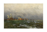 Sunshine after the Storm Giclee Print by Alexander Coosemans