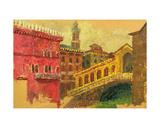 Venice, 1960s Giclee Print by Nina Ivanovna Shirokova
