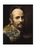 Bernardo Davanzati Bostichi Giclee Print by Alessandro Allori