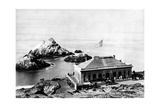 The Cliff House, San Francisco, C.1863-8 Photographic Print