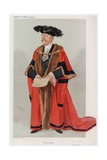 Sir George Truscott Giclee Print by Leslie Matthew Ward