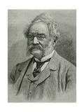 Siemens, Werner Von (1816-1892) Giclee Print