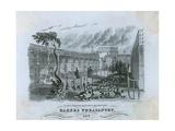 Bakers Pheasantry, Chelsea Giclee Print