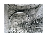 Central Station, Bucharest, Romania, from 'Orientalisme Et Architecture Contemporaine' Giclee Print by Alexandre Auguste Louis Marcel
