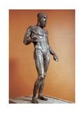 Riace Bronze. Warrior B. Giclee Print