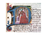 Martin I of Aragon, the Humane (1356-1410) Giclee Print
