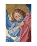 Detail of Death of the Virgin Giclee Print by Hugo van der Goes
