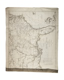 Map of the United States, 1816 Giclee Print by John Melish