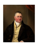 Portrait of Samuel Horrocks, C.1820 Giclee Print by James Lonsdale