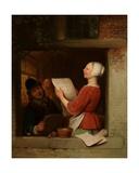 The Singers Giclee Print by Ferdinand De Braekeleer