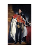 Charles Manners, 6th Duke of Rutland Giclee Print by Sir Francis Grant