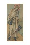 Le semeur Reproduction procédé giclée par Sir Edward Coley Burne-Jones