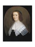 Anna Van Den Corput, 1639 Giclee Print by Gerrit van Honthorst