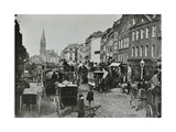 Whitechapel High Street, Looking East, 1890 Photographic Print