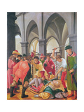 The Martyrdom of St. Florian Giclee Print by Albrecht Altdorfer