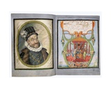 Pages from the Album Amicorum of Philipp Hainhofer, 1596-1633 Giclee Print