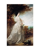 Catherine Marlay, Lady John Manners Giclee Print by Richard Buckner