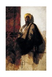 Guard of the Harem, C.1880 Giclee Print by Frank Duveneck