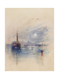 Margate, Possibly C.1840 Giclee Print by J. M. W. Turner