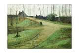 An October Morning Giclee Print by William Stott